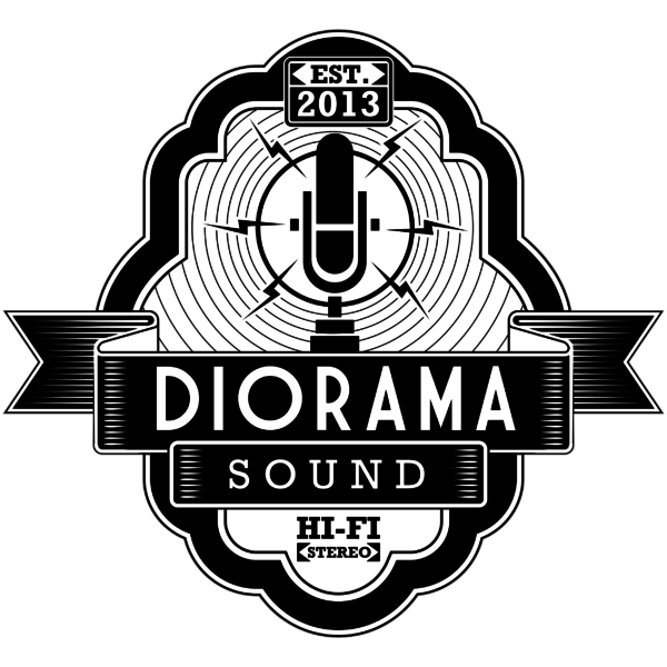 Logo Diorama Cuadrado PNG